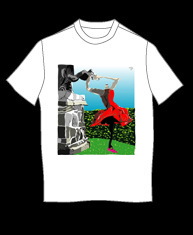 """Headless With Statue"" tshirt"