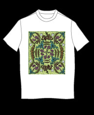 """The Garden"" tshirt"
