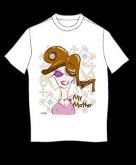 """My Mother"" tshirt"