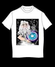 """Father Time"" tshirt"