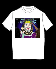 """The King"" tshirt"